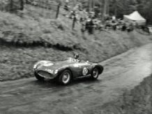 HWM Jaguar - 1956 Shelsley Walsh 16.6. 56 Abecassis (b)